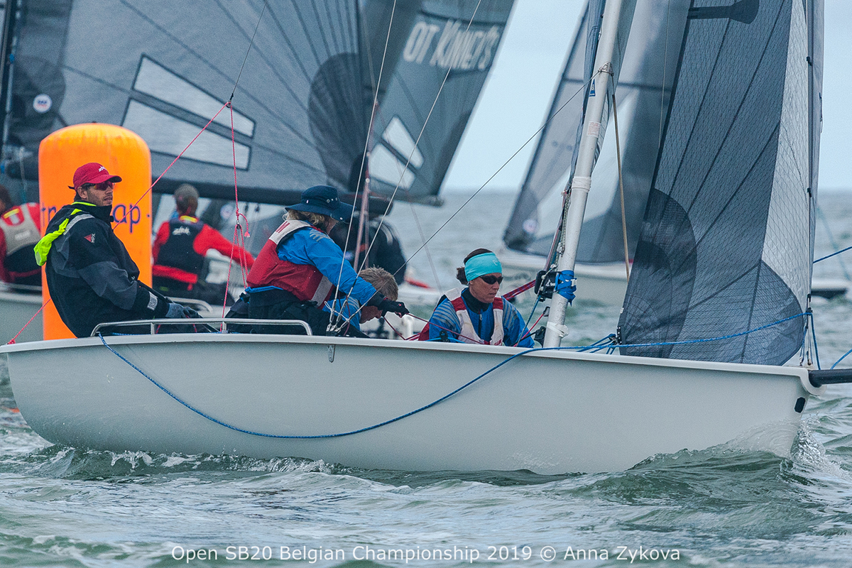 SB20 team De Gendt