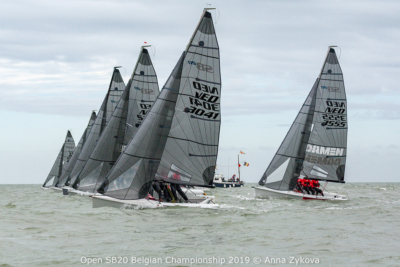 SB20 - Open belgisch kampioenschap by RNSYC