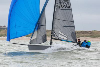 SB20 team Marco van Driel