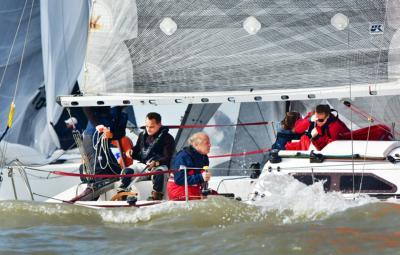 Ostend Sailing Weekend RNSYC